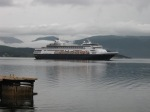 Holland America Maasdam in Woody Point