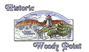 Woody Point Town Logo